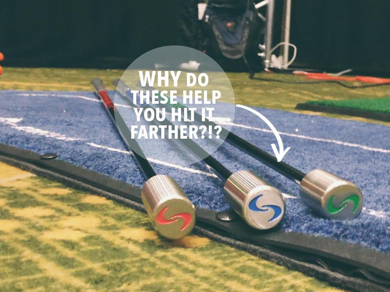 Why Does SuperSpeed Golf Increase Clubhead Speed? - Golf Science Lab