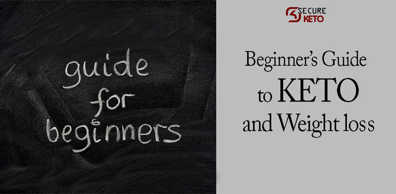 Beginner's Guide to Keto and Weight Loss By Secure Keto