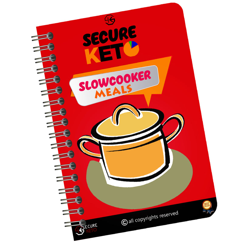 Secure Keto™ Slow Cookbook - Secureketo By Rawal LLC