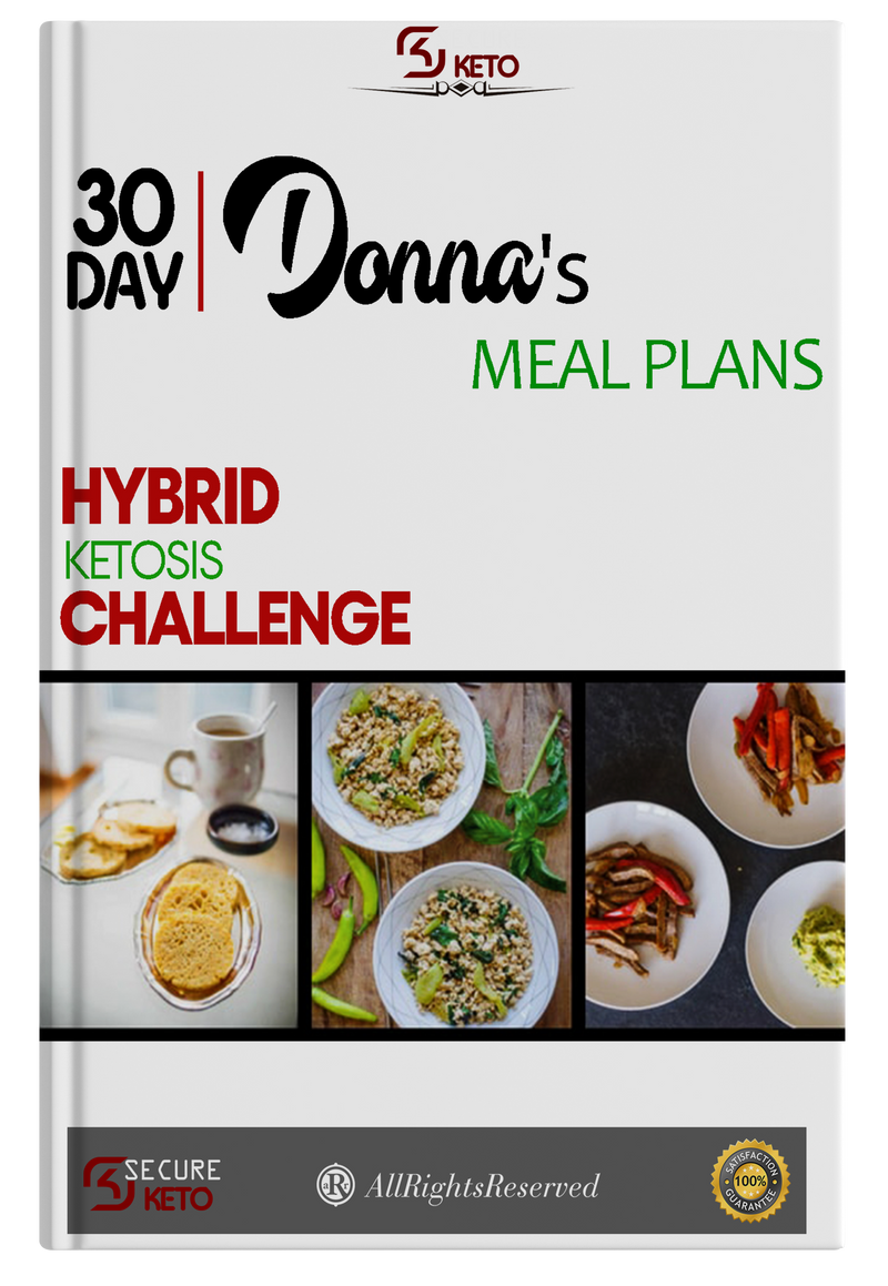 Three Keto Meal Plans For Your Whole Month