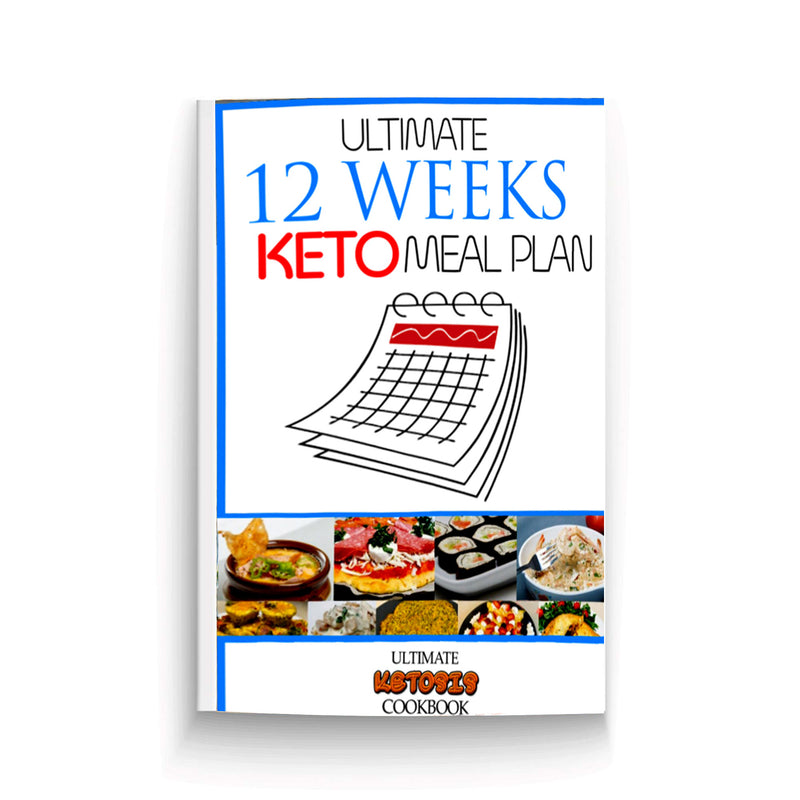 ULTIMATE 12 WEEK KETO MEAL PLAN - Secureketo