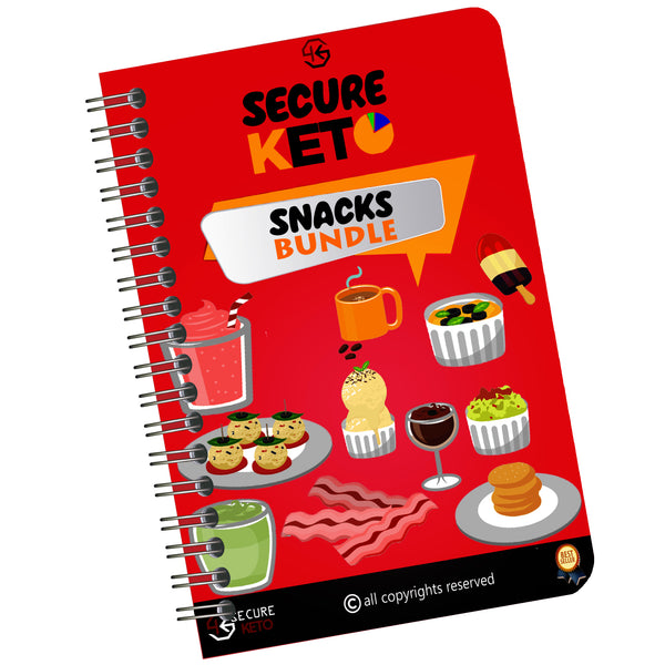 Secure Keto™ Snack Bundle - Secureketo By Rawal LLC