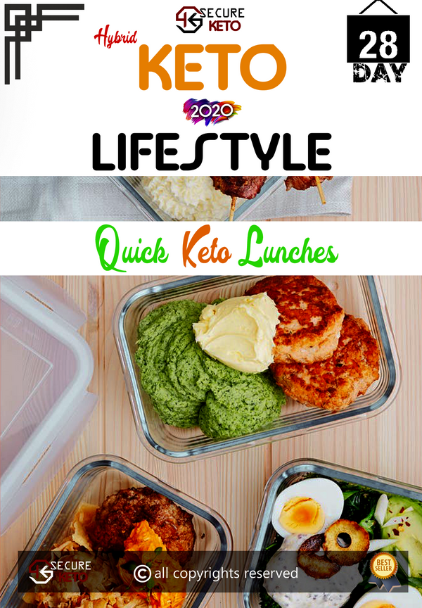 Quick Keto Lunches - Secureketo