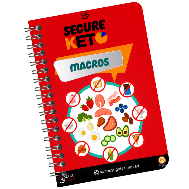 Secure Keto™ Macros - Secureketo By Rawal LLC