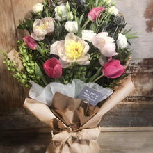 Load image into Gallery viewer, Standard Seasonal Hand-Tied Bouquet