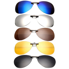 Clip On Sunglasses Design
