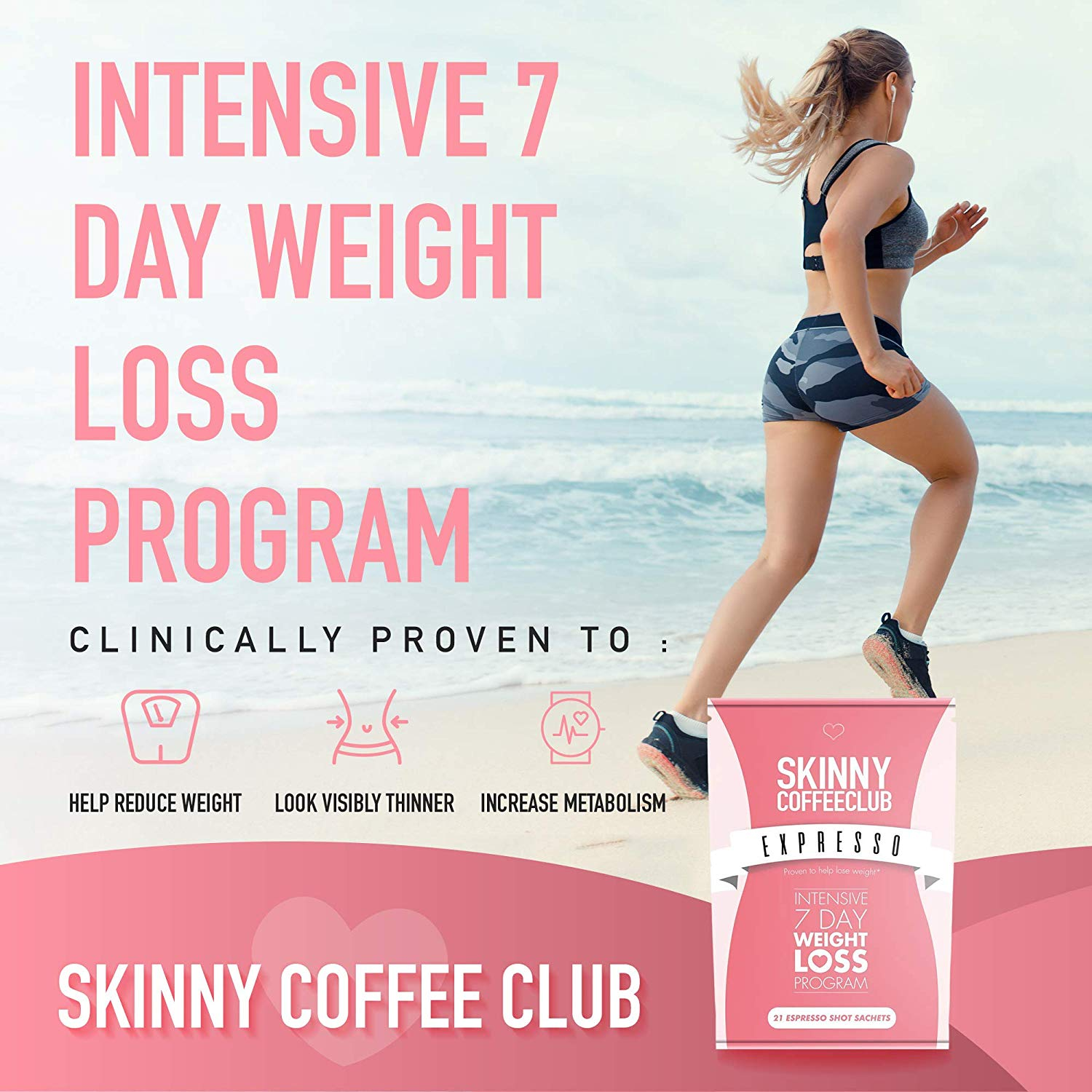 Intensive 7 Day Weight Loss Program