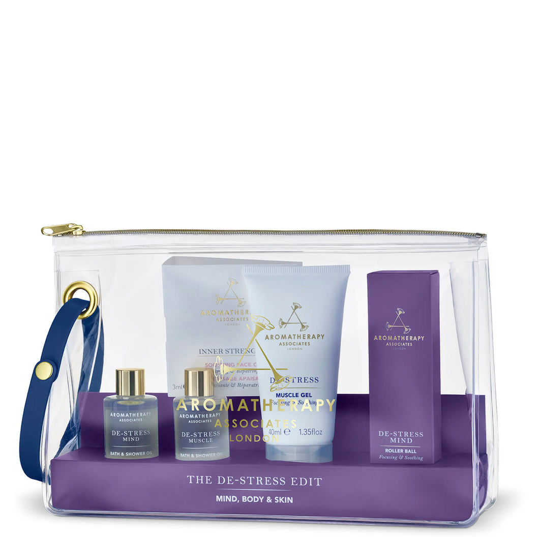 Aromatherapy Associates - The De-Stress Edit