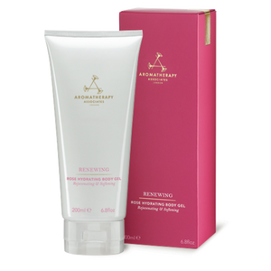 Aromatherapy Associates - Renewing Rose Hydrating Body Gel (200ml)