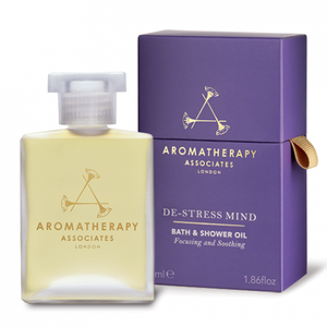 Aromatherapy Associates - De-Stress Mind Bath & Shower Oil (55ml)