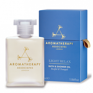 Aromatherapy Associates - Light Relax Bath & Shower Oil (55ml)