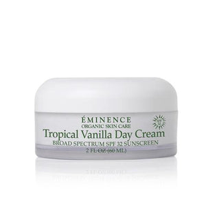 Tropical Vanilla Day Cream SPF32 60ml