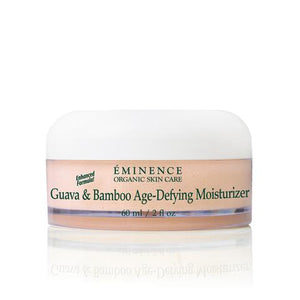 Guava & Bamboo Age-Defying Moisturizer 60ml