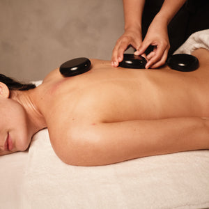 Hot Stone Massage - 60 mins/90 mins