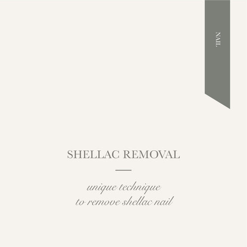 Add-on Shellac Removal