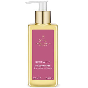 Aromatherapy Associates - Renewing Rose Body Wash (250ml)