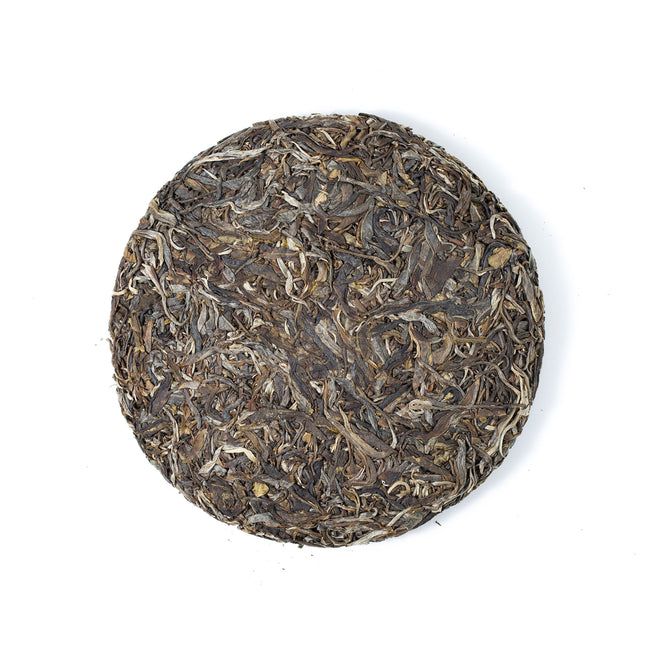 Bing Dao Old arbor Raw pu erh tea 2017