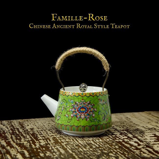 Chinese Ancient Royal style teapot