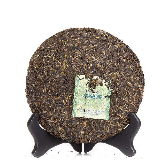 Dayi 7542 Raw pu erh flagship tea 2018 first batch