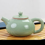 porcelain tea pot Ge-Ware