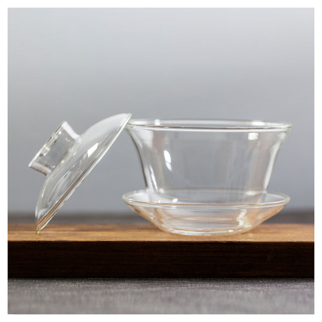 Glass teacup bowl 160ml