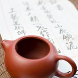 Yi Xing red clay teapot with certificate