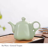 ceramic ware Ru Kiln general teapot