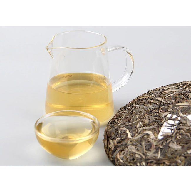 hundred-year ancient arbor raw pu erh tea