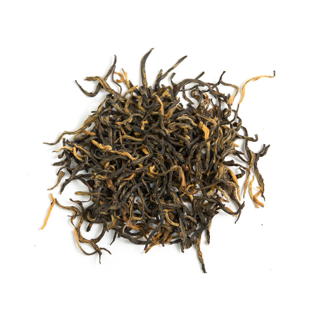 jin jun mei gold wuyi black tea