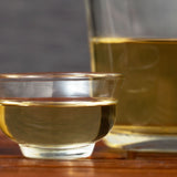 light golden Bang Dong old arbor pu er tea