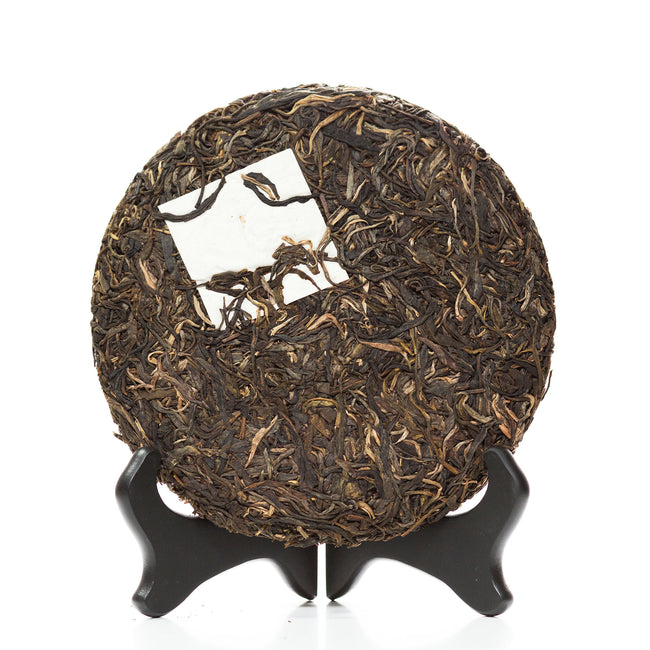 old tree pu erh tea