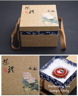 tea caddy packaging box