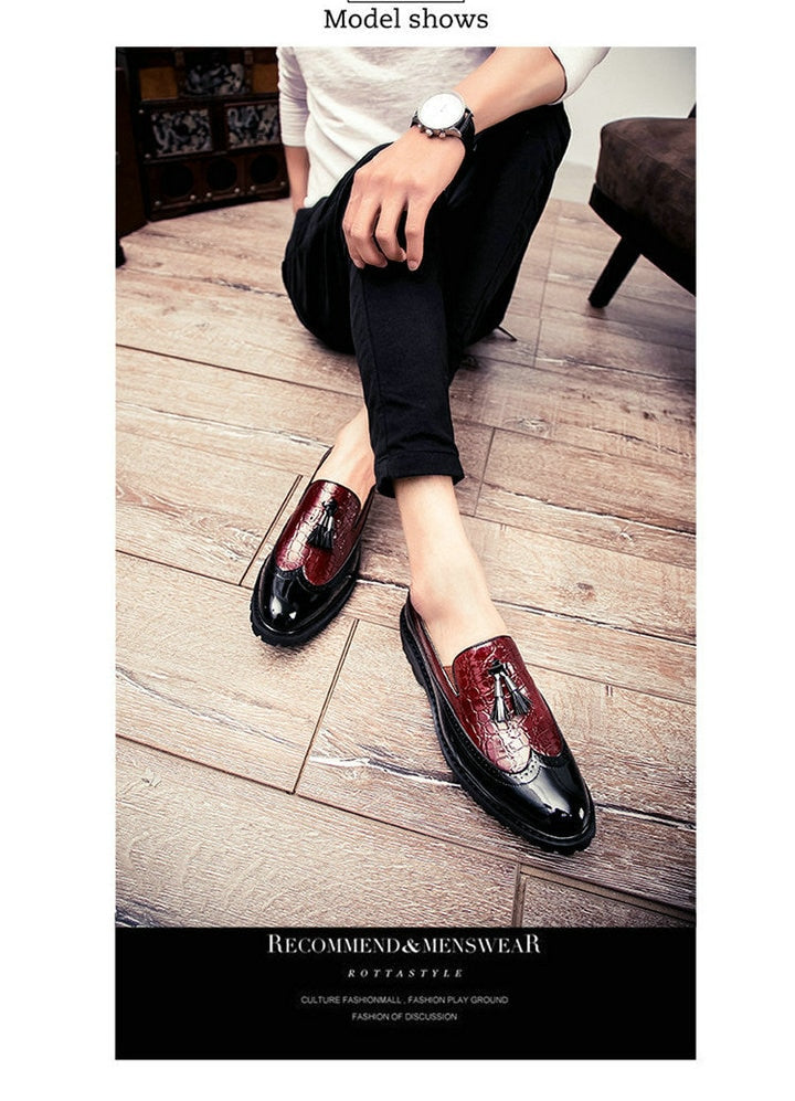 Casual Leather Moccasins (3 colors)