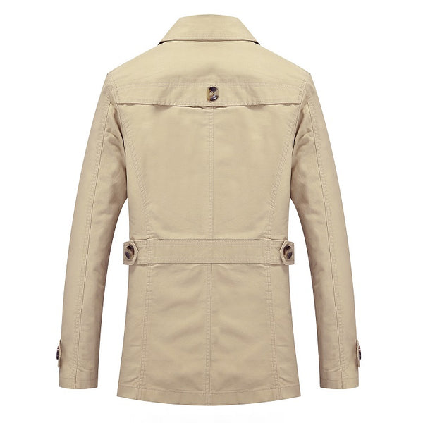 Classic Trench (5 colors)