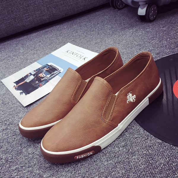 Modern Casual Slip-on (3 colors)