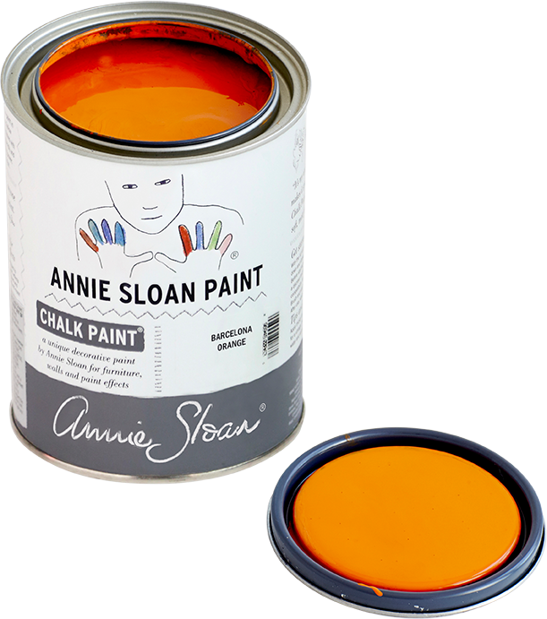 Barcelona Orange - Chalk Paint