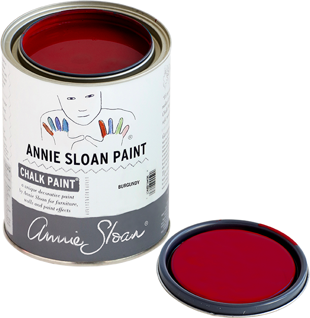 Burgundy - Chalk Paint