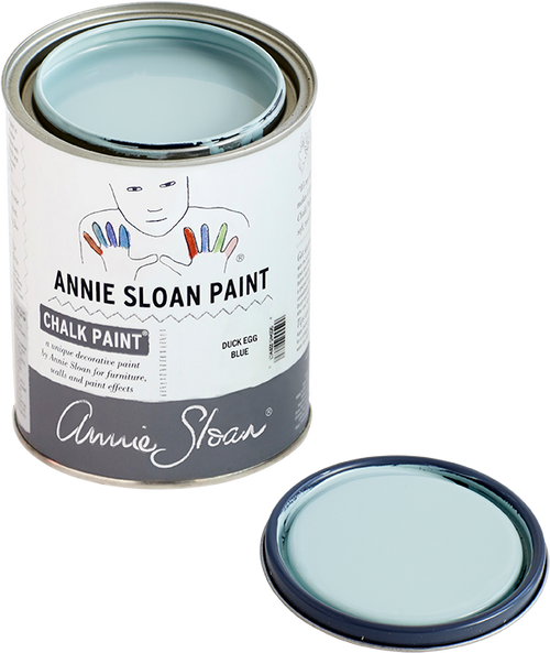 Duck Egg Blue - Chalk Paint