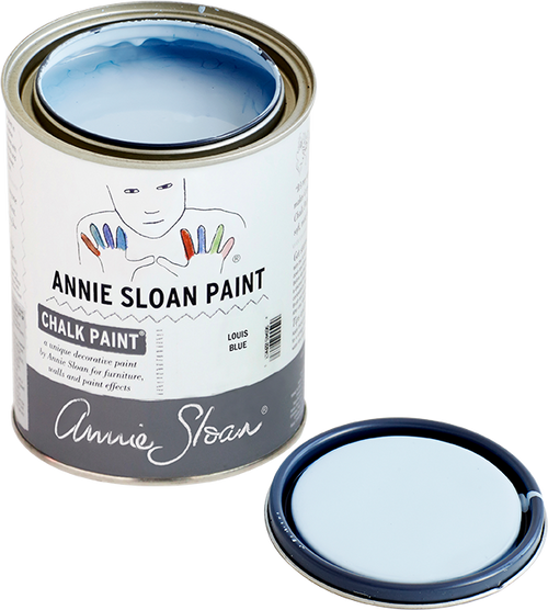 Louis Blue - Chalk Paint