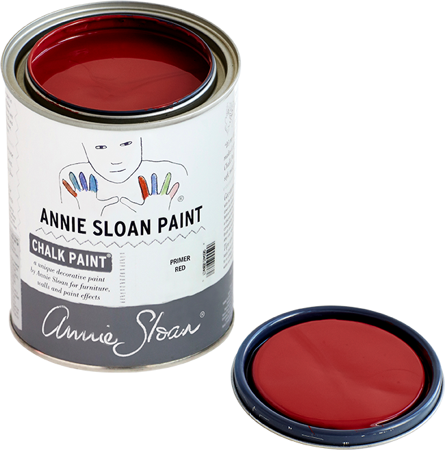 Primer Red - Chalk Paint