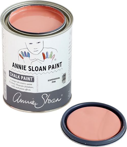 Scandinavian Pink - Chalk Paint