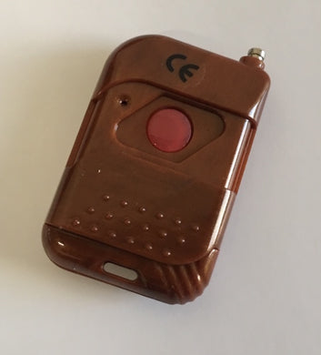 Wireless Remote Fob  Brown - Code 2