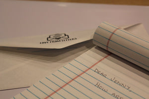 Handwritten Letter Service Online For Your Family, Friends, Lovers