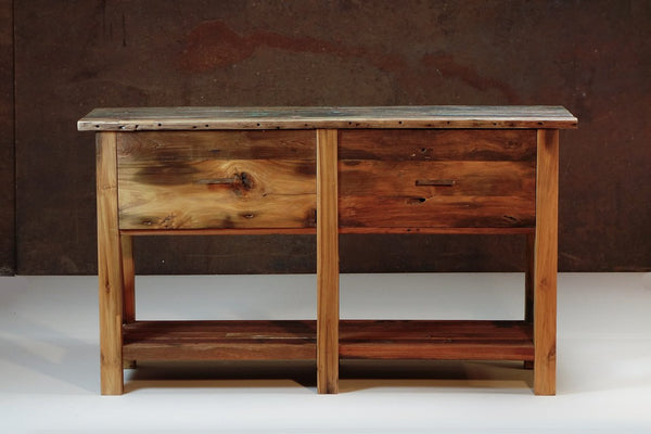Console Table with Big Drawers