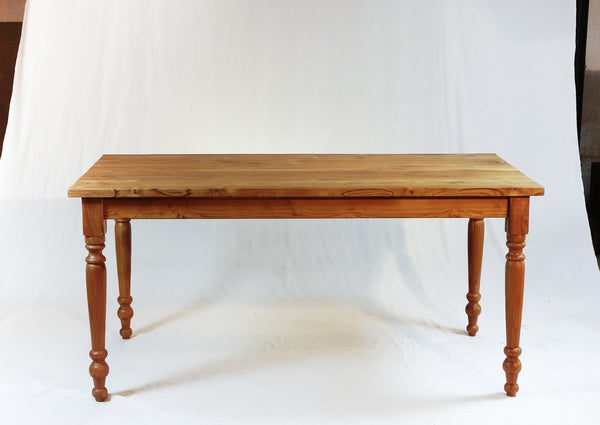160 Column Dining Table