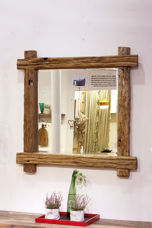 Four Sticks Mirror