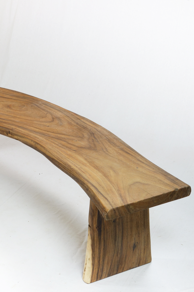 One Piece Long Bench