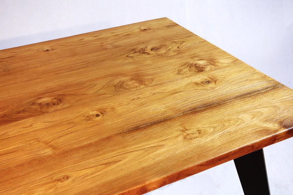 180 Angled Dining Table