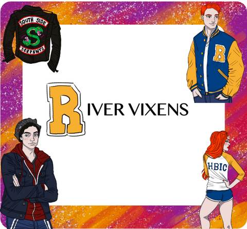 River Vixens - Theme Pack