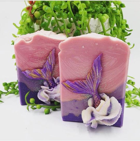 Artisan Soap - Mermaid